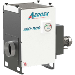 ARO-1100 Oil Mist Collector by Aeroex Technologies