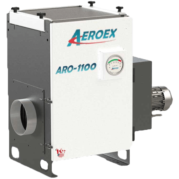 ARO-1100 Oil Mist Collector by Aeroex Technologies