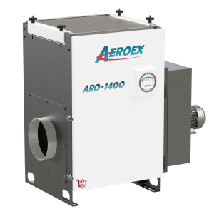ARO-1400 Oil Mist Collector by Aeroex Technologies