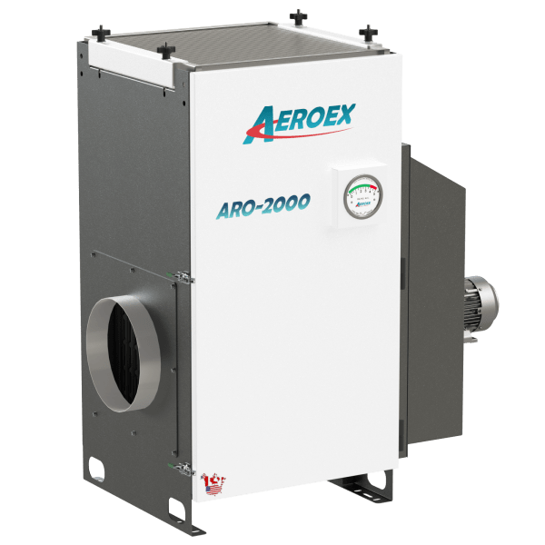 ARO-2000 Oil Mist Collector by Aeroex