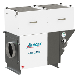 ARO-2500 Oil Mist Collector by Aeroex