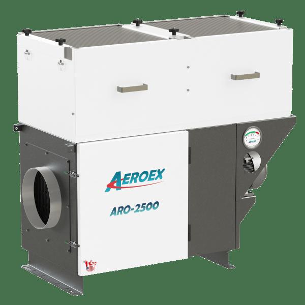 ARO-2500 Oil Mist Collector by Aeroex